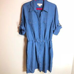 Michael Kors Cargo Dress